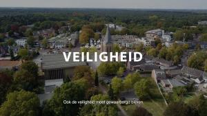 Gemeente laat videobeelden van drone uit eigen filmpje knippen