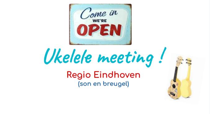 Uitnodiging Ukelele meeting