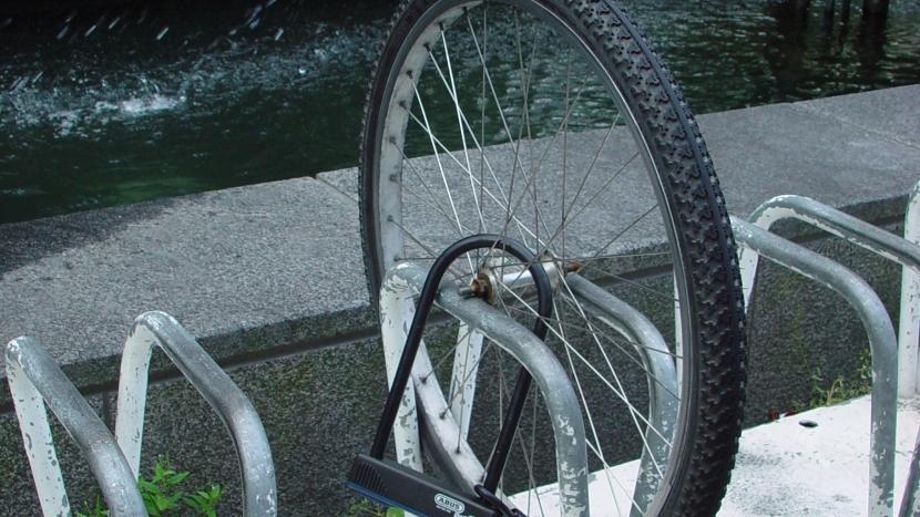 Opvallend veel meldingen van fietsdiefstallen bij bushaltes