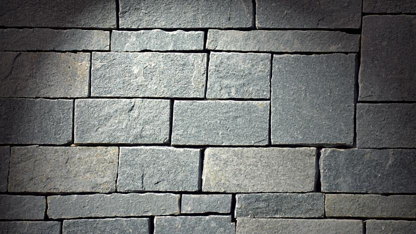 Een stapel stenen