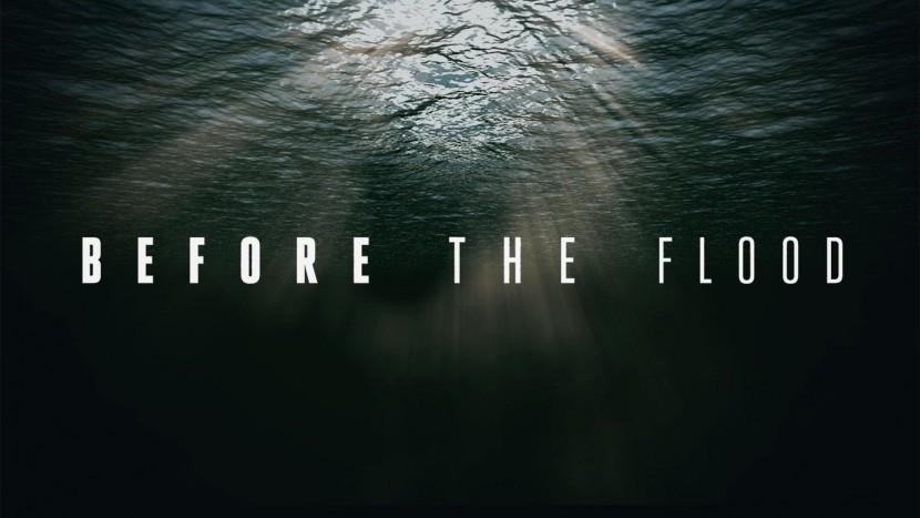 Klimaatfilm Before the flood tijdens Avond van de Duurzaamheid