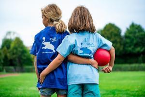 F-toernooi, handbalplezier voor de allerkleinste sporters