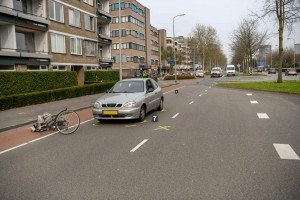 75-jarige man uit Son en Breugel ernstig gewond na zware aanrijding in Eindhoven