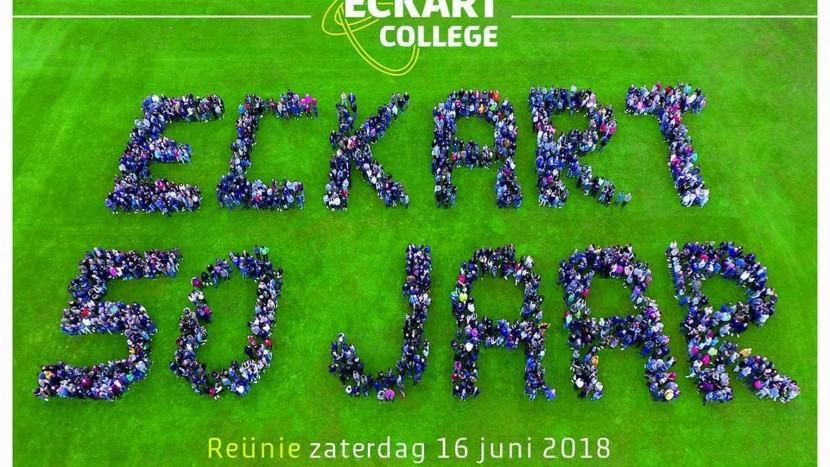 Dit schooljaar bestaat het Eckartcollege 50 jaar