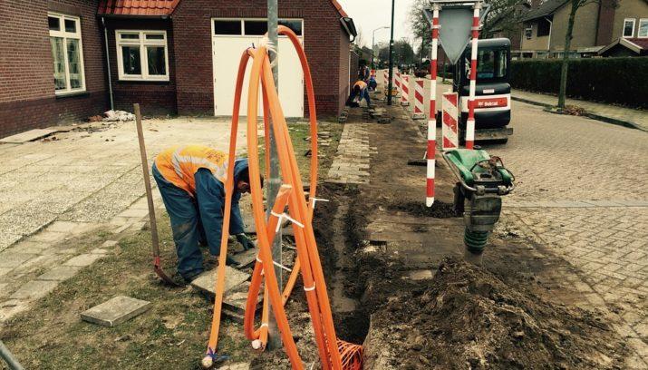 Gemeente sluit zich aan bij collectief voor aanleg glasvezel buitengebied