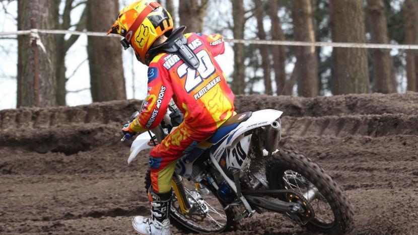 MC Son motocross