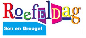 Het logo van de Roefeldag in Son en Breugel