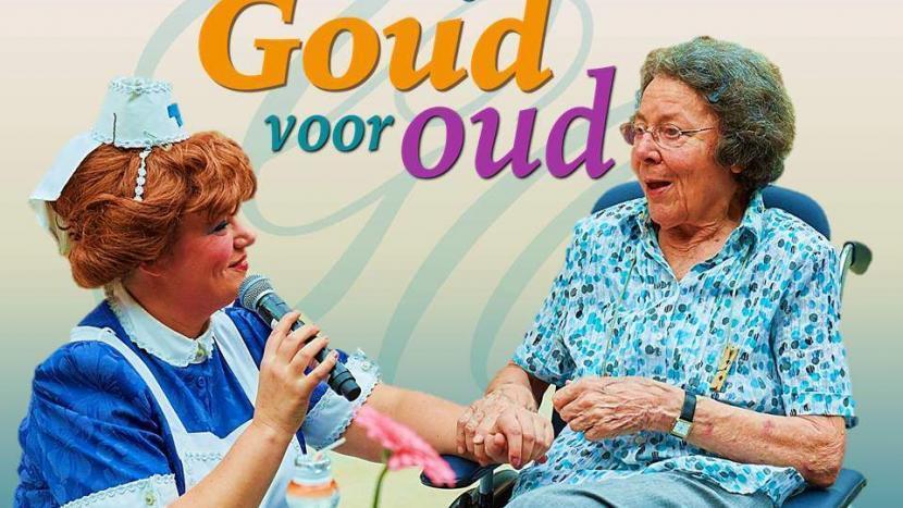Crowdfunding voor stichting Goud voor Oud start 30 maart