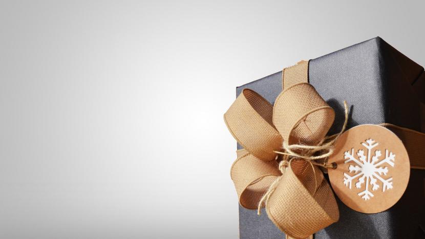 Cadeautje voor kerst