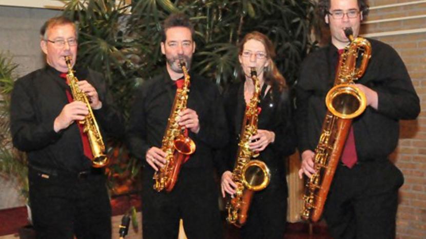 saxofoonkwartet Quad