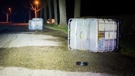 Verdachte in zaak drugsdumping Eindhovenseweg vrijgesproken