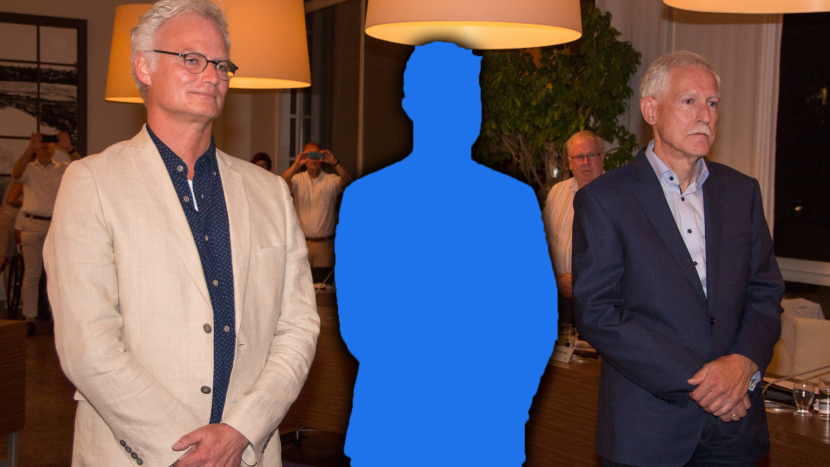 Jos de Bruin en Paul van Liempd voorgesteld als nieuwe wethouders
